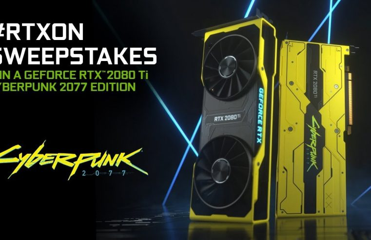 Cyberpunk 2077 GeForce RTX 2080 Ti