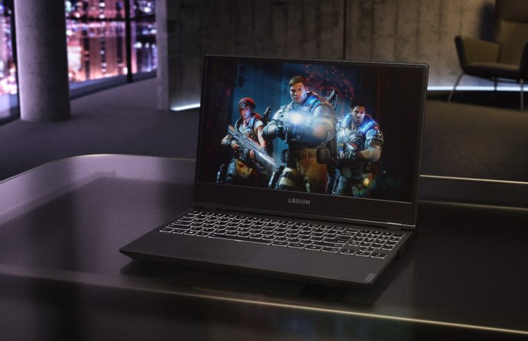 Lenovo เปิดตัวโน้ตบุ๊กใหม่ Legion Gaming เกมมิ่งโน๊ตบุ๊ค
