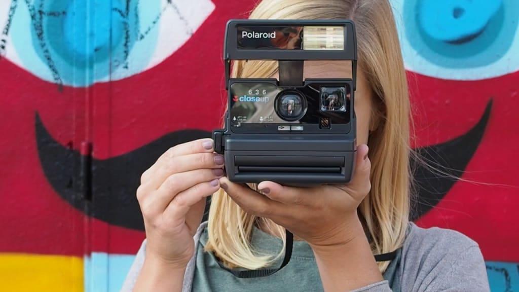 5 วิธีถ่ายภาพโพลารอยด์ ให้เด่นปังเว่อๆ เที่ยวไหนก็ไม่พัง ไม่เสียเงินค่าฟิล์มแบบฟรีๆ
