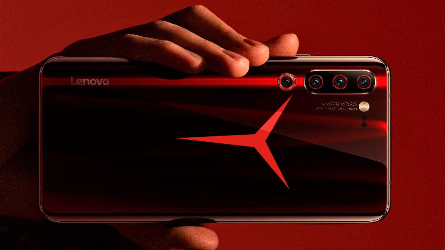 เปิดเผยต้นแบบของโทรศัพท์เกมมิ่ง Lenovo Legion รุ่นล่าสุด