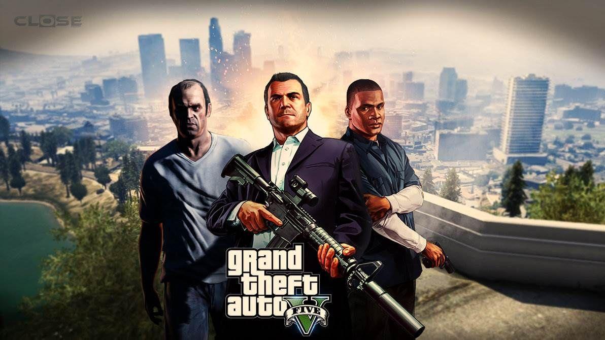 Epic Games Store แจก Grand Theft Auto V ให้ฟรีจนถึง 21 พฤษภาคมนี้