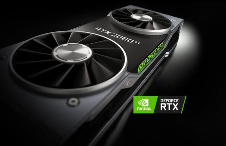 NVIDIA จะหยุดการผลิต GeForce RTX 20 Series