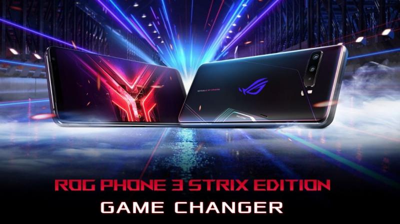 แนะนำ ROG Phone 3 โทรศัพท์สำหรับเล่นเกมที่ทรงพลังที่สุด