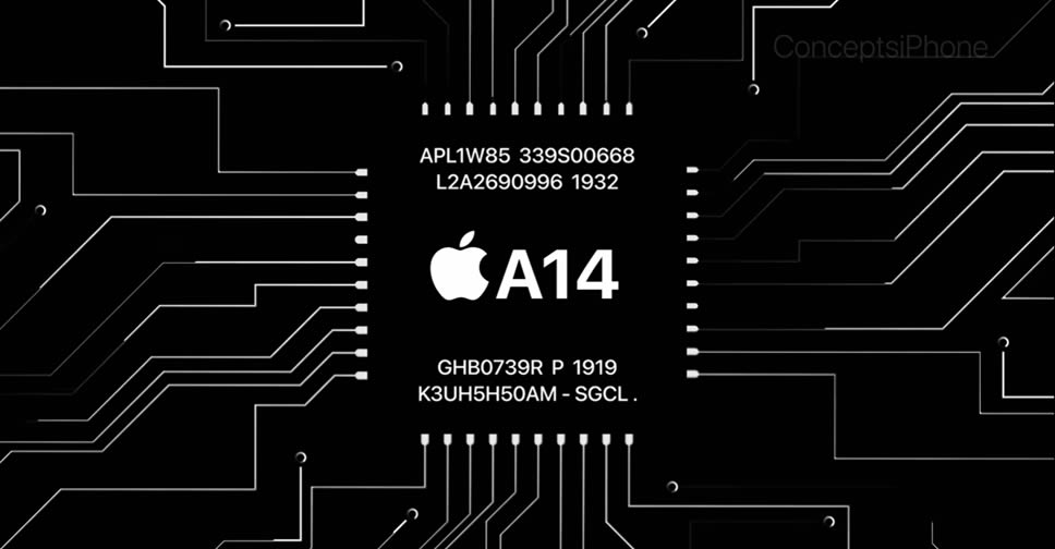 ชิปเซ็ต Apple A14 มีข่าวลือว่าแข็งแกร่งและ แรงกว่าเดิมถึง 50 เปอร์เซ็นต์
