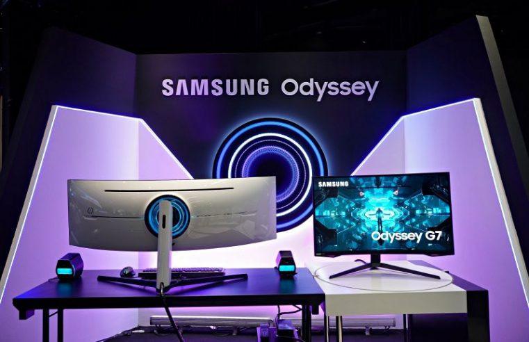 Samsung เข้าสู่ตลาด e-sports ปั้นซับแบรนด์ Odyssey
