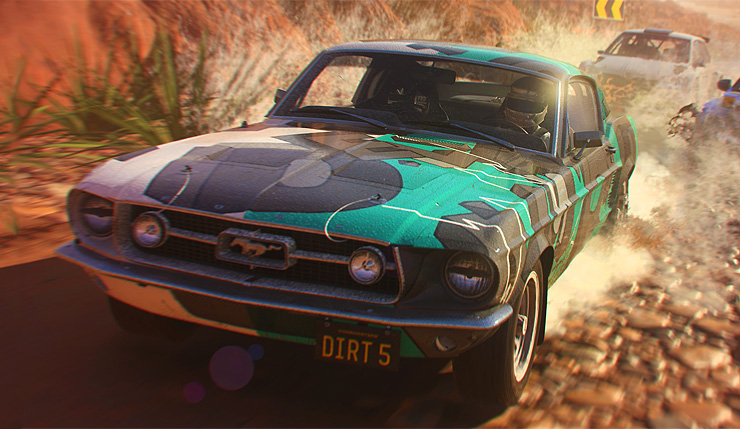 Dirt 5 Trailer เผยประสิทธิภาพของ Xbox Series S