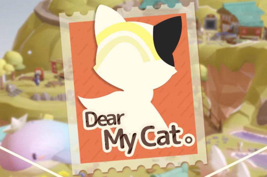 Dear My Cat เปิดให้บริการทั้ง iOS / Android บนสโตร์ไทย