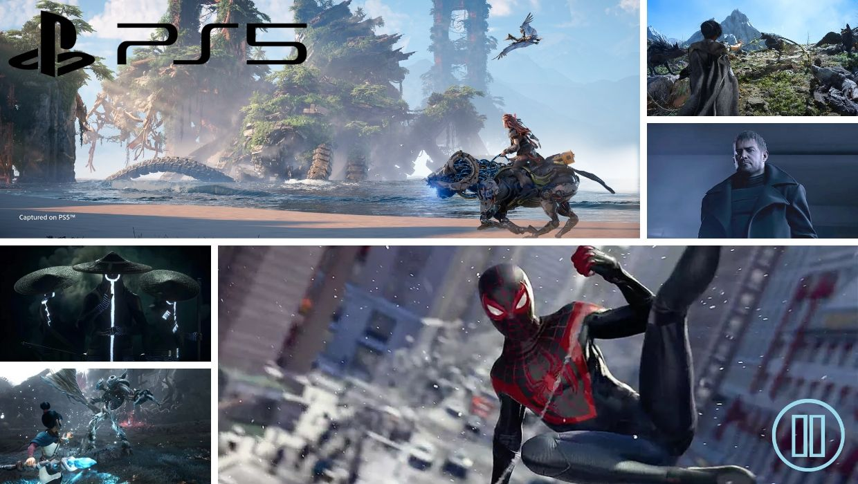 All New Games For The PlayStation5