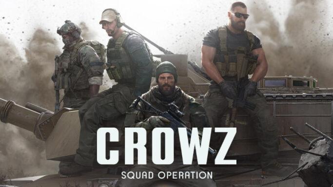 ขอแนะนำ 'Crowz' เกม FPS ออนไลน์ใหม่ที่น่าตื่นเต้น