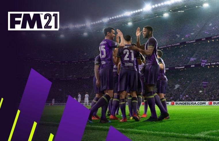 เปิดตัว Football Manager 2021 สำหรับพีซีคอนโซลและมือถือ