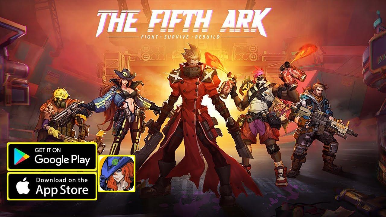 The Fifth Ark เปิดการทดสอบเบต้าบน Android