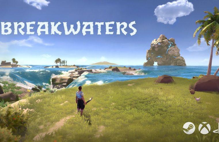 Breakwaters เกมผจญภัยเอาชีวิตรอดบนมหาสมุทรอันกว้างใหญ่