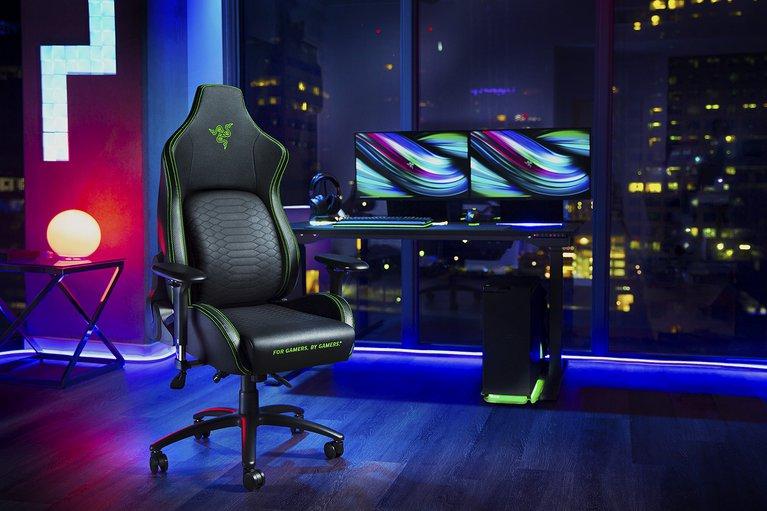 ขอแนะนำ Razer Iskur เก้าอี้เล่นเกมตัวแรกของค่าย